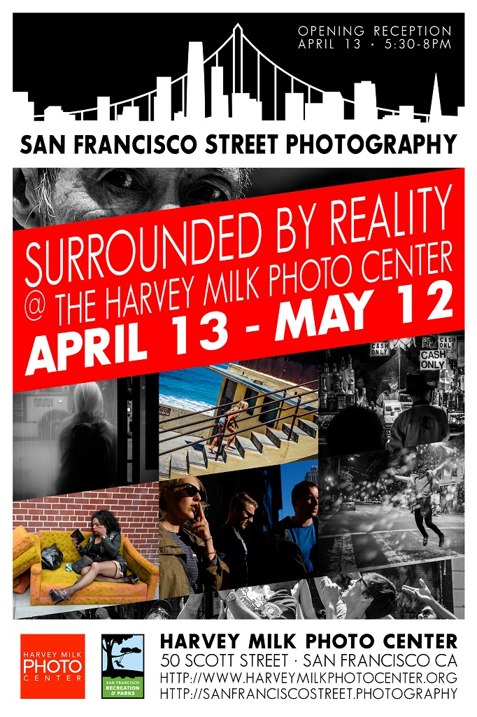 Surrounded By Reality - 2018 SFSP Exhibition